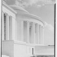 Jefferson Memorial, Washington, D.C. Detail III
