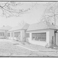 Little School, Englewood, New Jersey. South facade, sharp view