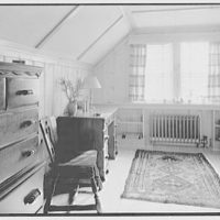 Mr. Alfred W. Koch, residence at 42 Hawthorne St., Lynbrook, Long Island. Guest room