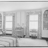 Mrs. Nicholas Rutgers, residence on Navesink Rd., Red Bank, New Jersey. Boy's room