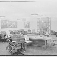 National Cash Register Co., 50 Rockefeller Plaza, New York City. Bank room II