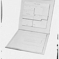 National Cash Register Co., 50 Rockefeller Plaza, New York City. Book page I