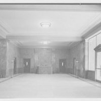 National Fire Group, Hartford, Connecticut. Entrance foyer II