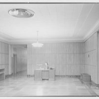 National Fire Group, Hartford, Connecticut. Fourth floor, reception office I