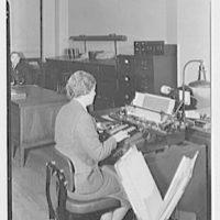 Passaic National Bank, Passaic, New Jersey. One general ledgers machine