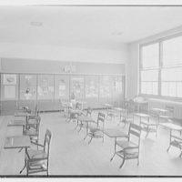 Pleasant Ridge School, Harrison, New York. Third grade classroom