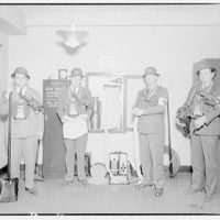 Potomac Electric Power Co. Building. Air raid equipments and personnel VI