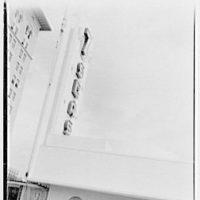 Seven Seas Restaurant, Miami, Florida. Detail of sign
