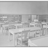 Virginia State Library & Courthouse, Richmond, Virginia. Archives room II