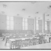 Virginia State Library & Courthouse, Richmond, Virginia. Public reading room I