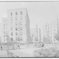 Vladeck Houses, Madison St., New York City. View IX