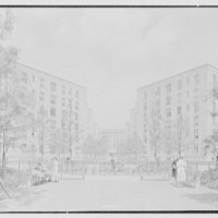 Vladeck Houses, Madison St., New York City. View XI
