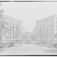 Vladeck Houses, Madison St., New York City. View XII