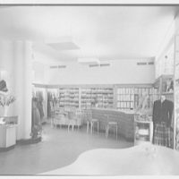 Bain Brothers, business at 183 8th Ave., New York City. Interior II