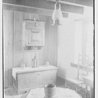 "Dr. A.S. Barnes, ""Ker-Feal"", residence in Chester Springs, Pennsylvania. Second floor, Roberts chest room II"