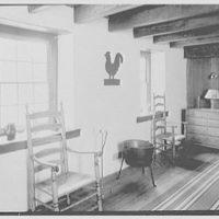 "Dr. A.S. Barnes, ""Ker-Feal"", residence in Chester Springs, Pennsylvania. Second floor, gate leg table room II"