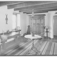"Dr. A.S. Barnes, ""Ker-Feal"", residence in Chester Springs, Pennsylvania. Second floor, Roberts chest room I"