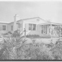 Edwin W. Hambley, 4012 Irvington Ave., Coconut Grove, Florida. Exterior I