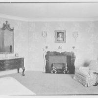 Frank J. Pagliaro, residence on Crow Hill Rd., Mount Kisco, New York. Master bedroom II