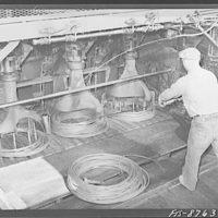 Great Falls, Montana. Anaconda Wire and Cable Company. Washing ...