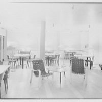 Pepsi-Cola Service Center, 47th St. and Broadway, New York City. Recreation room II