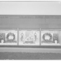 Potomac Electric Power Co. substations. Substation no. 38 window display: PEPCO season's greetings I