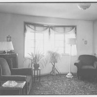 Quinnipiac Terrace, New Haven, Connecticut. Living room I