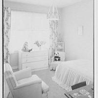 Robert Scott, residence in Vero Beach, Florida. Child's bedroom