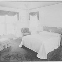 Robert Scott, residence in Vero Beach, Florida. Master bedroom