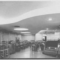 Schrafft's, Broadway and 43rd St., New York City. Main floor restaurant I