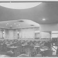 Schrafft's, Broadway and 43rd St., New York City. Main floor restaurant II