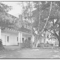 William S. Paley, residence in Manhasset, Long Island. East wing I