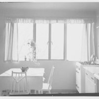 Aluminum City Terrace, New Kensington, Pennsylvania. No. 33, kitchen window