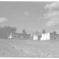 Calvert Houses, College Park, Maryland. Exterior III