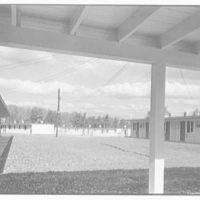 Calvert Houses, College Park, Maryland. Exterior IX