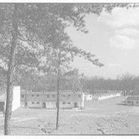 Calvert Houses, College Park, Maryland. Exterior VI
