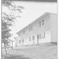 Calvert Houses, College Park, Maryland. Exterior X