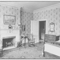 Edgar W. Heller, residence at 368 Mt. Prospect Ave., Newark, New Jersey Fred Heller's room