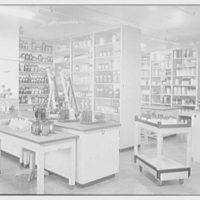 Hoffmann-LaRoche Inc., Nutley, New Jersey. Supply room, general I