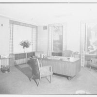 J. Wasserman Co., 225 W. 35th St., New York City. Office, to desk