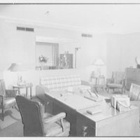 J. Wasserman Co., 225 W. 35th St., New York City. Office, to mirror