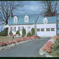 P. Loch, residence in Wilmington, Delaware. Exterior