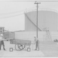 Potomac Electric Power Co. miscellaneous. Fire sprays and fire fighting equipment IX