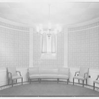 Poughkeepsie New Yorker Building, Poughkeepsie, New York. Executive suite foyer I