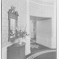 Poughkeepsie New Yorker Building, Poughkeepsie, New York. Executive suite foyer II