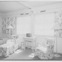 Residence Halls, West Potomac, Washington, D.C. Barton Hall, bedroom