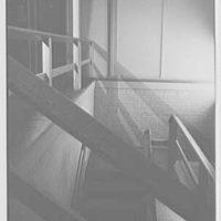 Residence Halls, West Potomac, Washington, D.C. Staircase