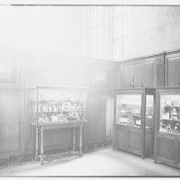 Seamen's Bank for Savings, 74 Wall St., New York City. Penny bank room
