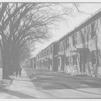 SYPHAX Houses, Washington, D.C. Exterior