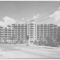 Triboro Hospital for Tuberculosis, Parsons Blvd., Jamaica, New York. General view I